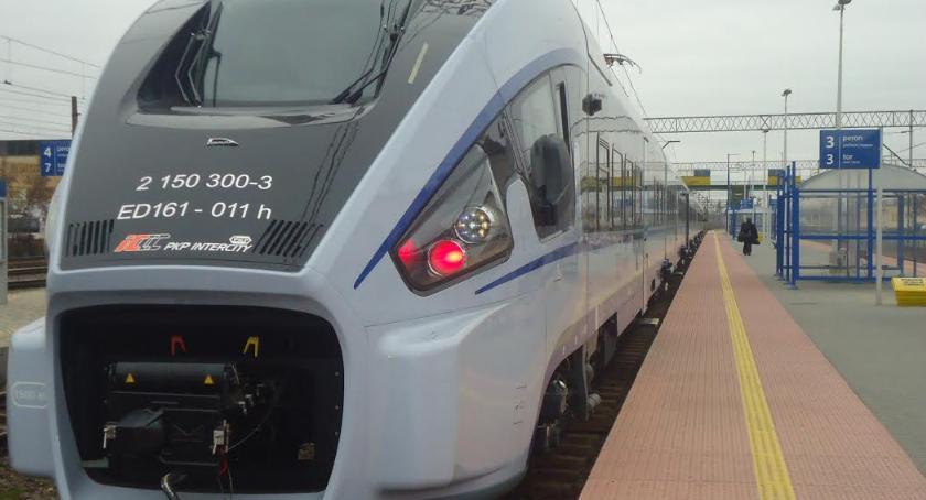 Wiadomości, Jeśli wszystko dobrze pójdzie Warszawy pociągiem dojedziemy godzinę - zdjęcie, fotografia
