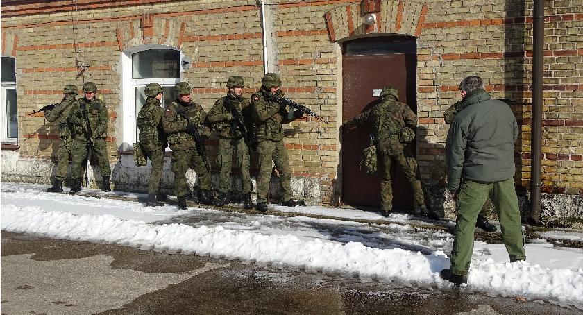 Wiadomości, Terytorialsi przeszli szkolenia okiem specjalistów lekkiej piechoty - zdjęcie, fotografia