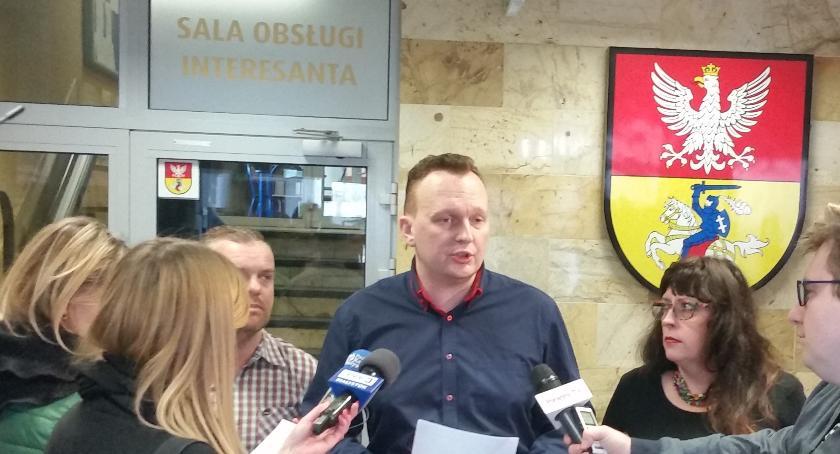 Wiadomości, Radny Janczyło idzie prokuratury Oskarża Eugeniusza Muszyca kłamstwa - zdjęcie, fotografia