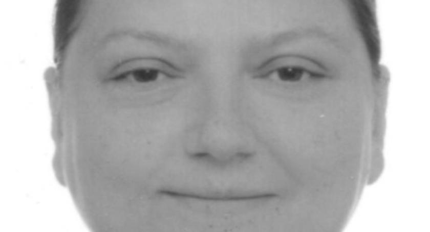 Wiadomości, Policja poszukuje Barbary Abramowicz Ponad miesiąc kontaktu - zdjęcie, fotografia