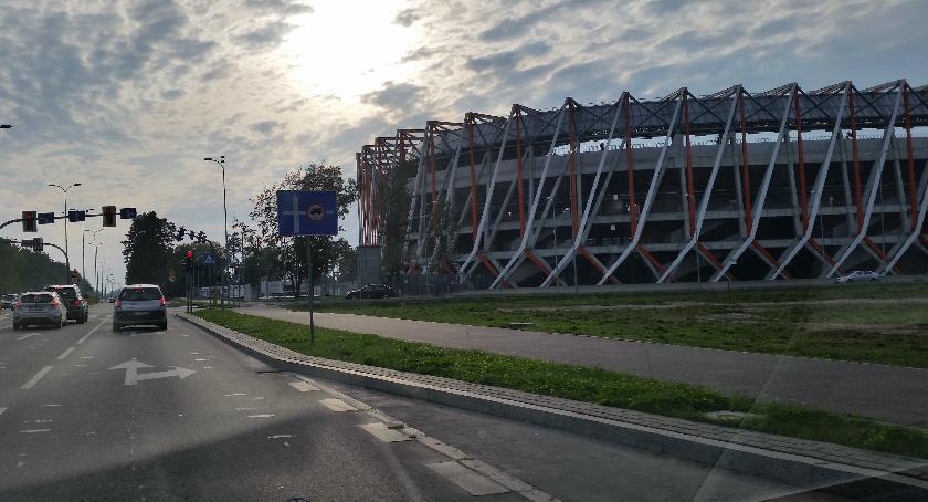 Felietony, Stadion ozdoby Taniej wyszłaby makieta - zdjęcie, fotografia