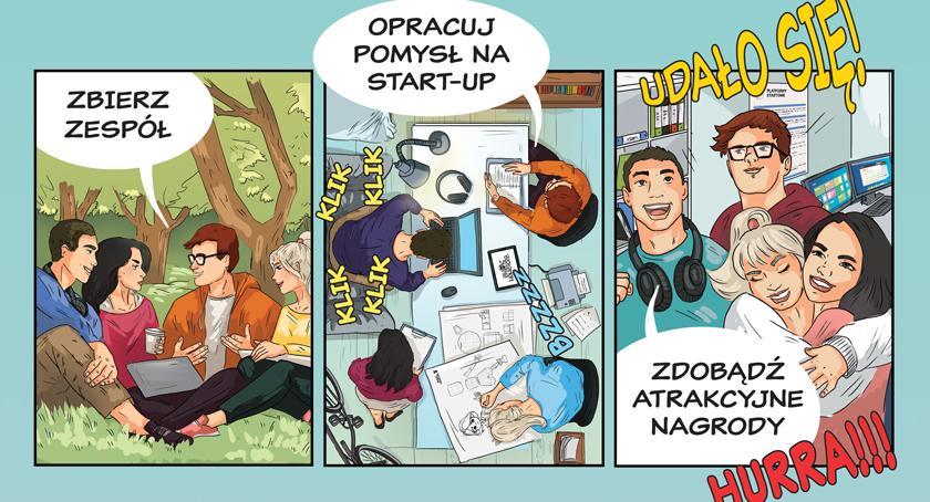 Wiadomości, pomysł startup Zgłoś konkursu - zdjęcie, fotografia