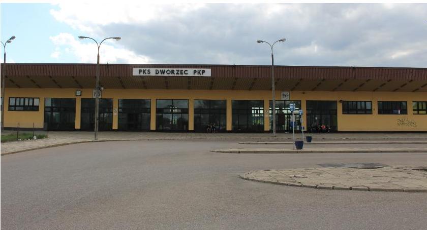Wiadomości, Stary dworzec idzie wyburzenia Będzie mniejszy - zdjęcie, fotografia