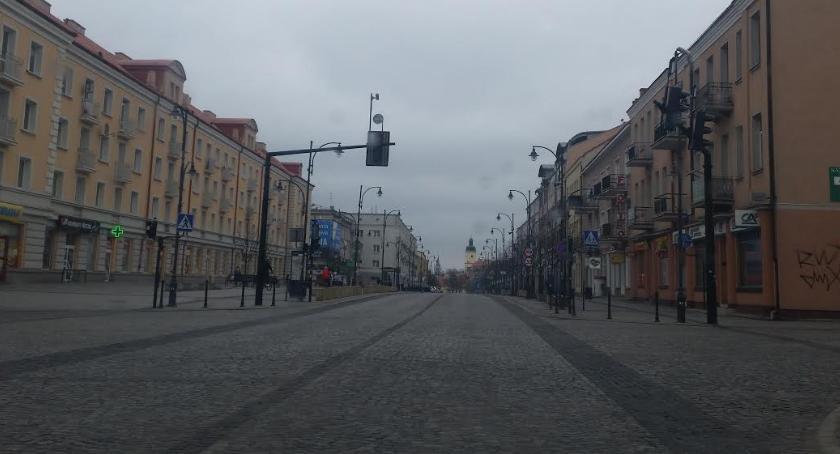 Wiadomości, Białystok traci drzewa Zyskuje wyższą temperaturę powodzie ratunku - zdjęcie, fotografia