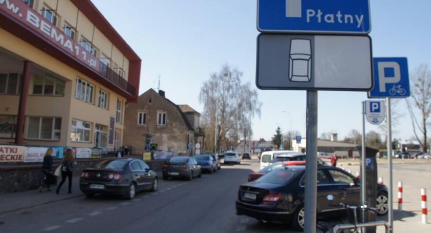 Motoryzacja, Kłopoty parkingowe - zdjęcie, fotografia