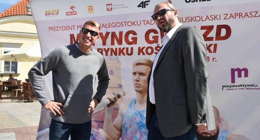 Sport, Więcej gwiazd sportu mityngu gwiazd - zdjęcie, fotografia