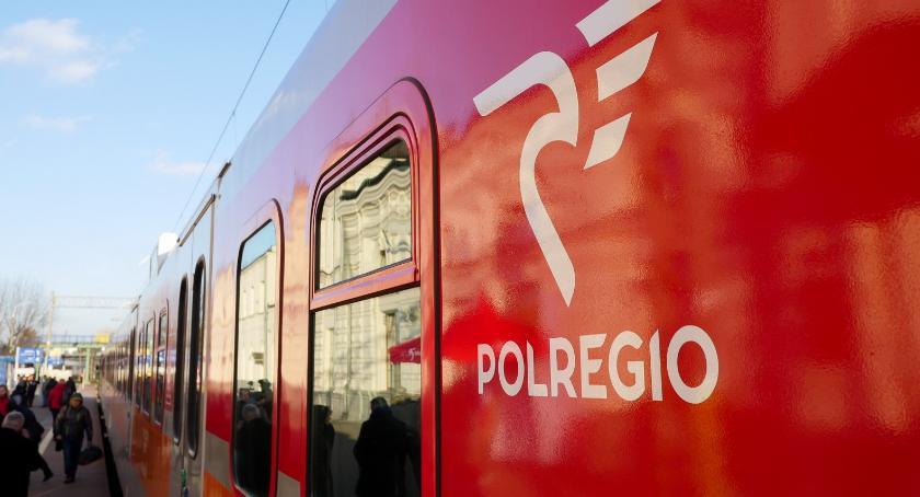 Gospodarka, Spółka kolejowa rozpoczęła nową kampanię zachęcającą podróży pociągami - zdjęcie, fotografia