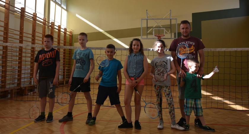 Sport, podlaskich szkół wracają - zdjęcie, fotografia