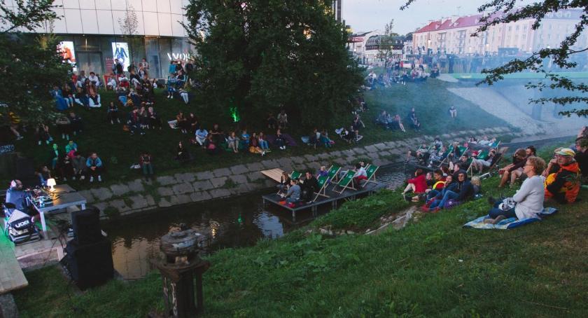 Kultura, Chcecie wydarzeń rzeką Białą tylko Musicie pomóc głosowaniu - zdjęcie, fotografia