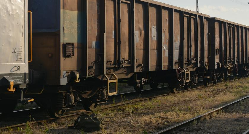 Wiadomości, Pociągiem podróżowała spora kontrabanda - zdjęcie, fotografia