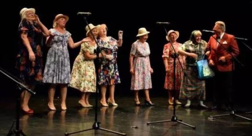 Kultura, Seniorzy laurami festiwalach - zdjęcie, fotografia