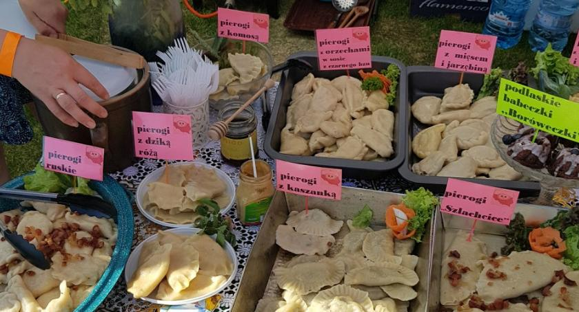 Wiadomości, Podlaska kuchnia prezentowała festiwalu kulinarnym - zdjęcie, fotografia