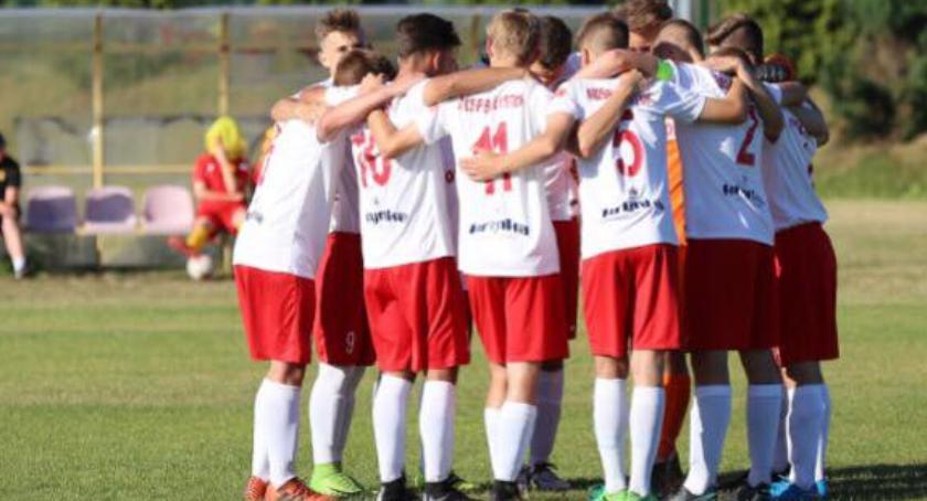 MOSP Białystok, Piłkarze pokonali Jagiellonię - zdjęcie, fotografia