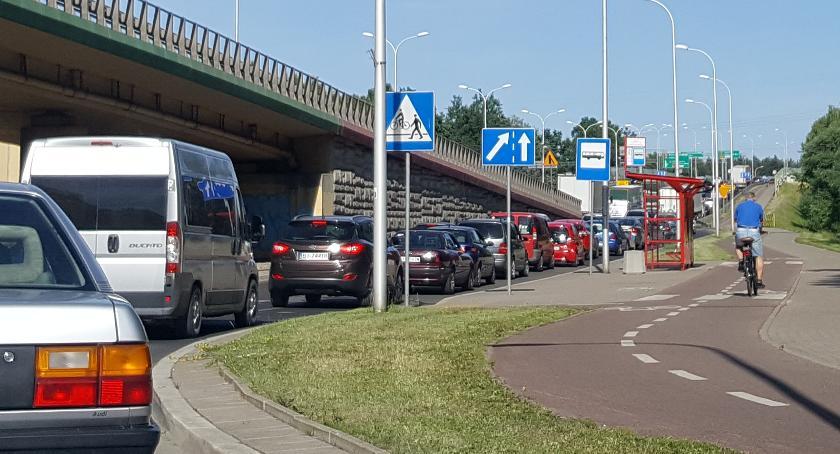 Motoryzacja, Białystok potrzebuje obwodnic objechania obwodnic - zdjęcie, fotografia