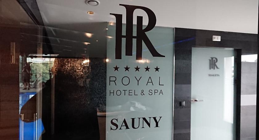 Lokalny biznes, Hotel Royal pięcioma gwiazdkami basenem - zdjęcie, fotografia