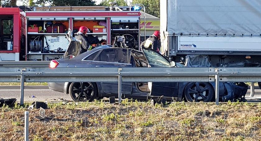 KOLIZJA 24, Świadkowie wypadku pilnie poszukiwani - zdjęcie, fotografia