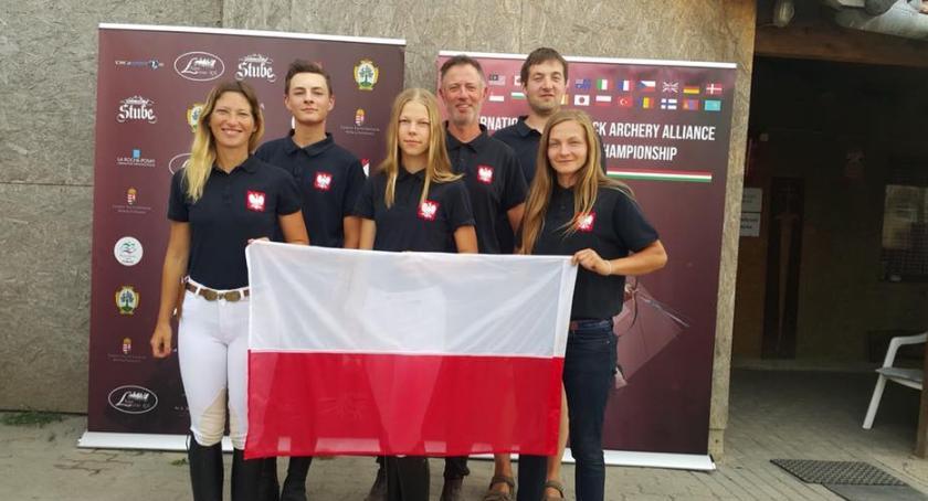 Sport, Mistrzostwa Świata łucznictwie konnym dały Annie Sokólskiej miejsce - zdjęcie, fotografia