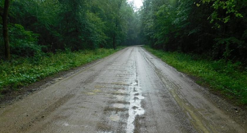 Wiadomości, Remont drogi narewkowskiej wstrzymany czasu wyjaśnienia dokumentacji - zdjęcie, fotografia