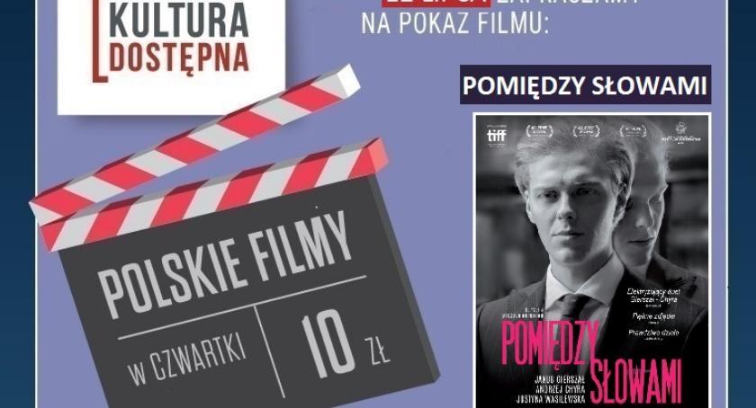 """Kultura, kinie Helios """"Pomiędzy słowami"""" Zgarnij bilet - zdjęcie, fotografia"""