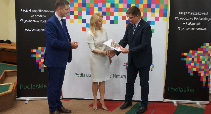Wiadomości, Białostockim szpitalu powstanie centralna pracownia leków cytostatycznych - zdjęcie, fotografia