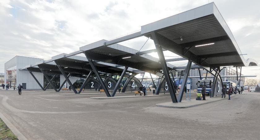 Wiadomości, Ekspress zmienił przystanek Białymstoku - zdjęcie, fotografia