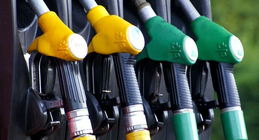 Motoryzacja, Benzyna będzie drożała - zdjęcie, fotografia