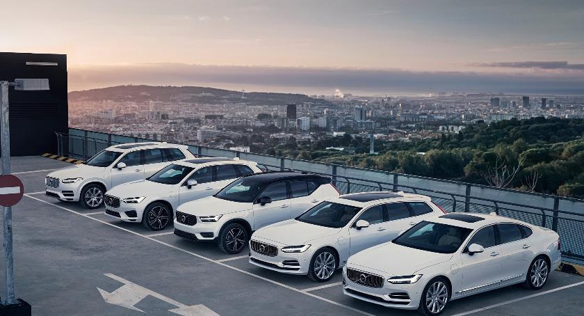 Motoryzacja, Volvo zmierza kolejny rekord sprzedaż dalej rośnie - zdjęcie, fotografia