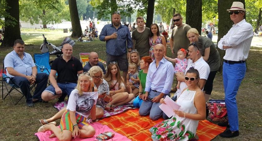 Wiadomości, Pierwszy Komitet Wyborczy Wyborców został założony Tadeusz Arłukowicz rozpoczyna kampanię - zdjęcie, fotografia