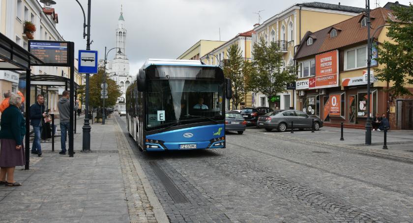 Wiadomości, dziś piątku mieszkańcy mogą testować elektryczny autobus - zdjęcie, fotografia