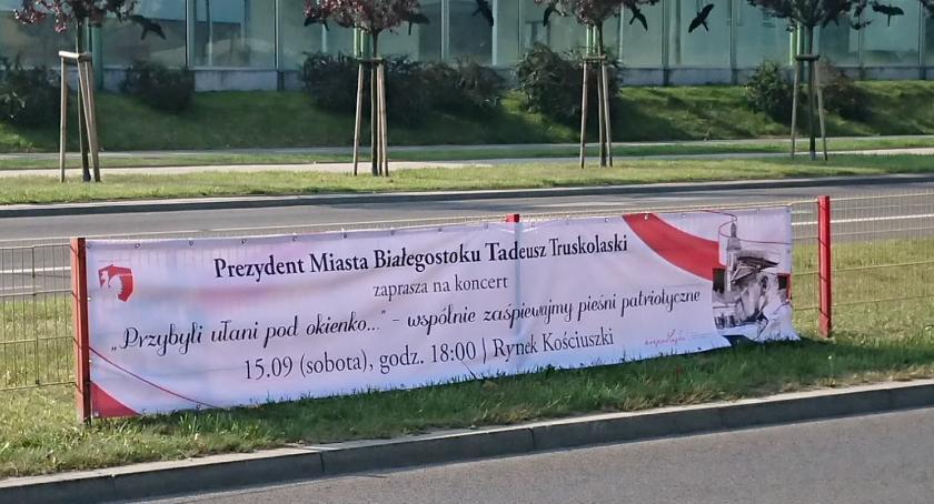 Kultura, Rozśpiewany Białystok pieśniach historycznych - zdjęcie, fotografia