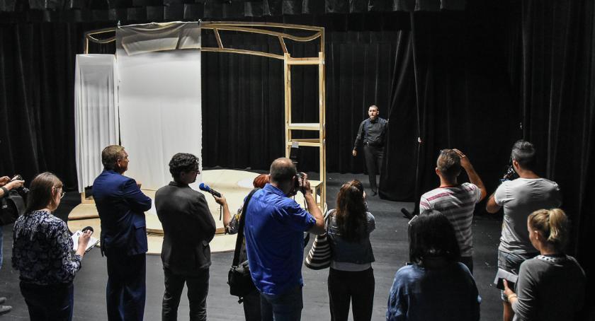 Wiadomości, Mała scena Teatrze Lalek - zdjęcie, fotografia