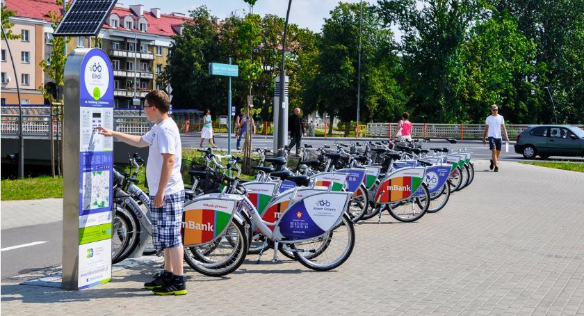 Felietony, Rowerem centrum Białegostoku poszalejesz Sprawdził Rowerowy Białystok - zdjęcie, fotografia