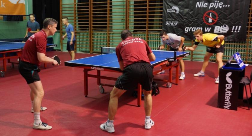 Sport, chwilę Białostocka Sportu Zgłoś swoją drużynę - zdjęcie, fotografia