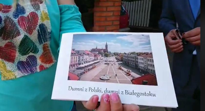 Wiadomości, Pozdrowienia prezydenta prawie tysięcy złotych - zdjęcie, fotografia