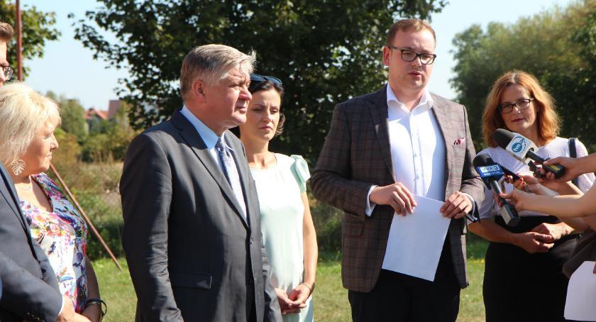 Wiadomości, Gmina Dobrzyniewo otrzyma miliony złotych budowę gimnastycznej - zdjęcie, fotografia