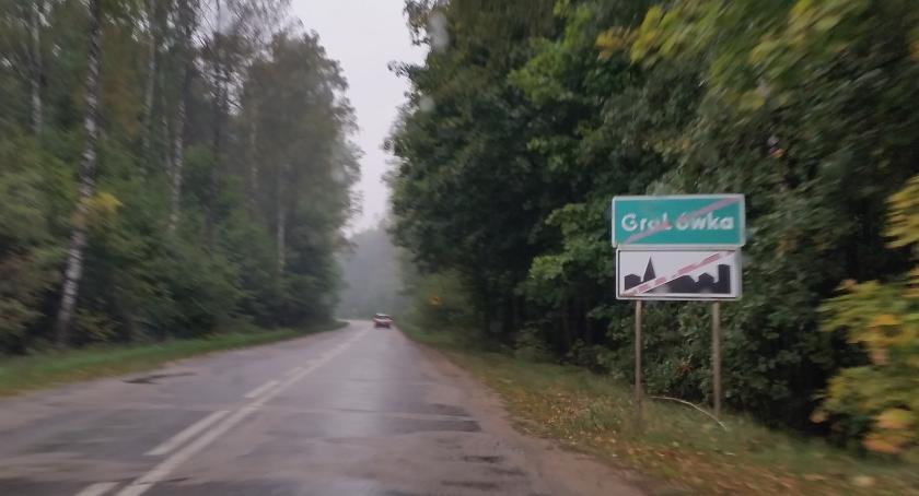 Wiadomości, granicą naszej gminy Ręce mają gdzie opadać - zdjęcie, fotografia