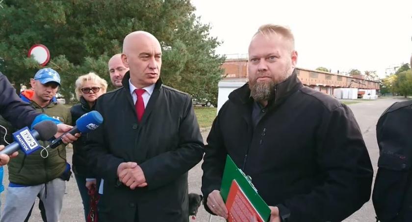 Wiadomości, Arłukowicz mówi Węglowej - zdjęcie, fotografia