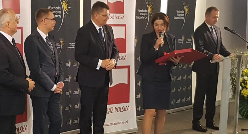 Lokalny biznes, Tytuł Promotora Polskiej Gospodarki trafił - zdjęcie, fotografia