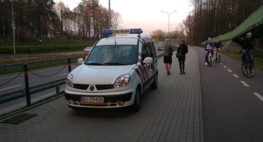 Wiadomości, Straż Miejska poszukuje pracy pięciu aplikantów - zdjęcie, fotografia