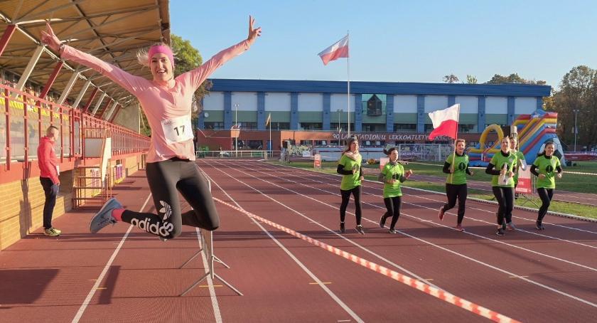 Sport, Przebiegli kilometrów niepodległości - zdjęcie, fotografia