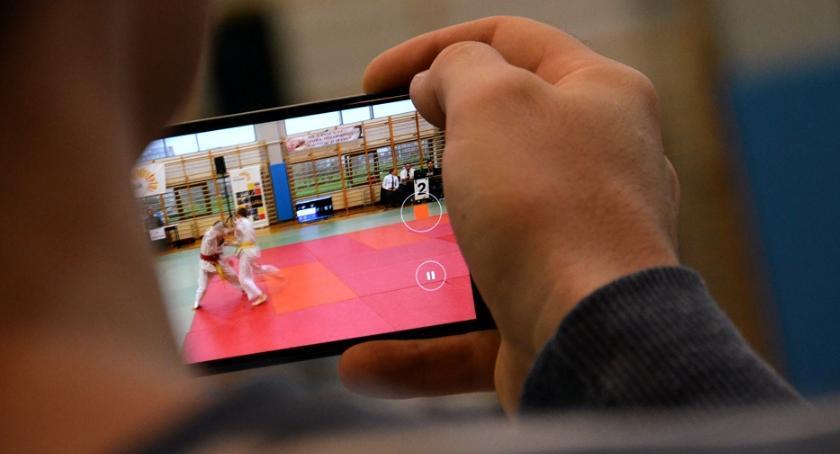 Sport, Judocy będą przez zmagać Politechnice Białostockiej - zdjęcie, fotografia