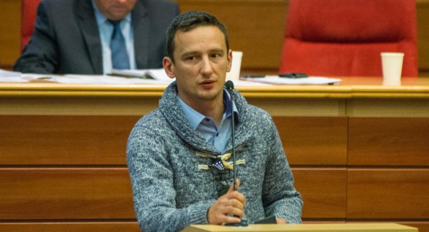 Wiadomości, Radny Maciej Biernacki ukarany grzywną złotych - zdjęcie, fotografia