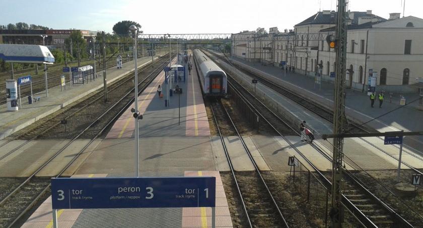 Wiadomości, Bezpośrednie połączenie kolejowe Lublinem codziennie pociągów - zdjęcie, fotografia