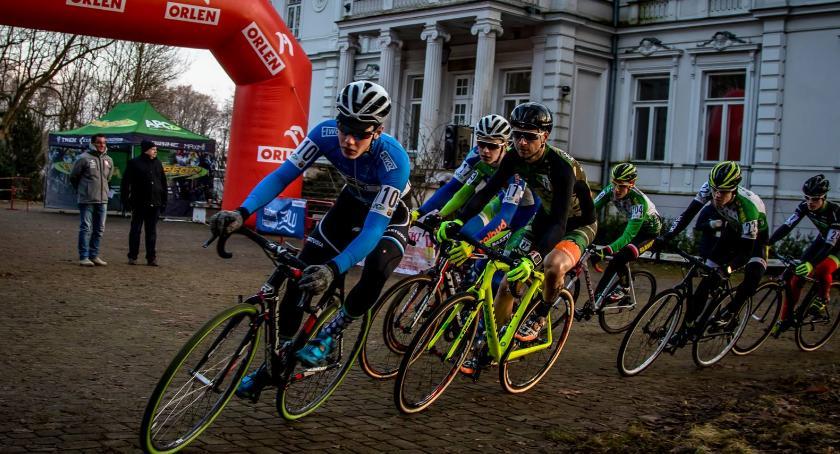 Sport, będzie wyścig rowerowy Parku Lubomirskich - zdjęcie, fotografia