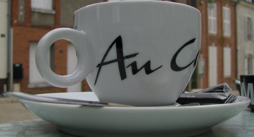 Kultura, Białostocka kawiarnia językowa - zdjęcie, fotografia