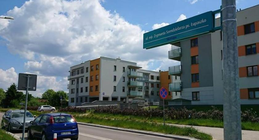 Wiadomości, Ulica Łupaszki zniknąć będzie pierwsza decyzja nowej Miasta - zdjęcie, fotografia