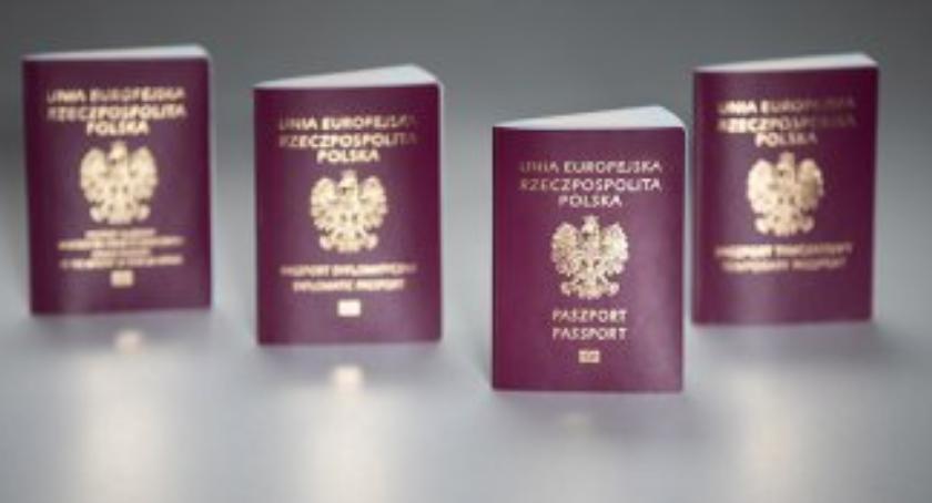 Wiadomości, Można składać wnioski paszport - zdjęcie, fotografia