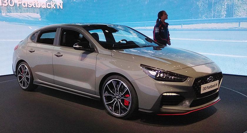 Motoryzacja, nowego marce Hyundai - zdjęcie, fotografia