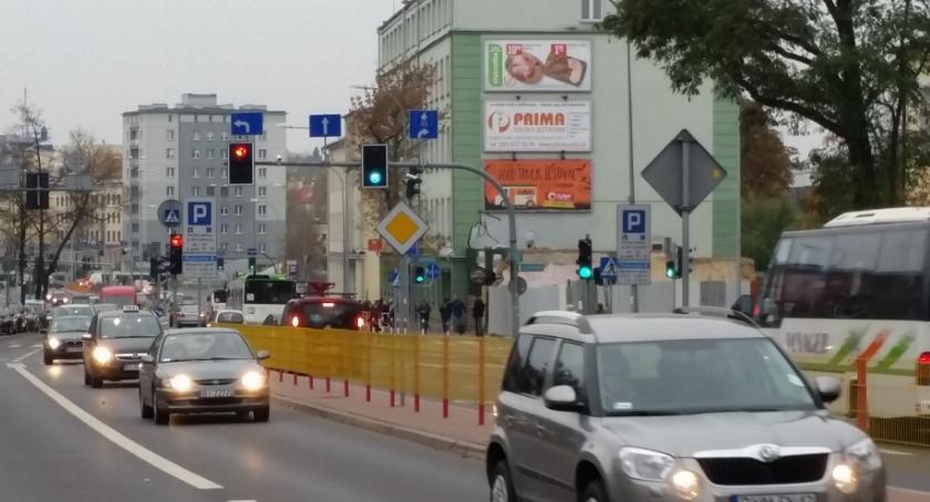 Motoryzacja, dzieje ruchem ulicznym - zdjęcie, fotografia