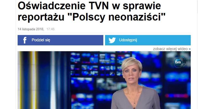 """Wiadomości, odcina zarzutów sprawie """"afery wafelkowej"""" zapowiada pozwy - zdjęcie, fotografia"""